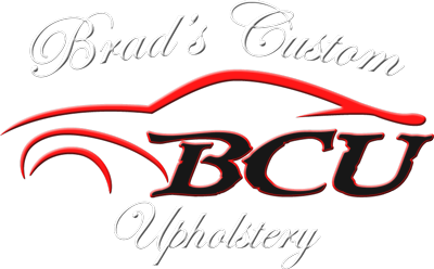 Logo for Brads Custom Upholstery